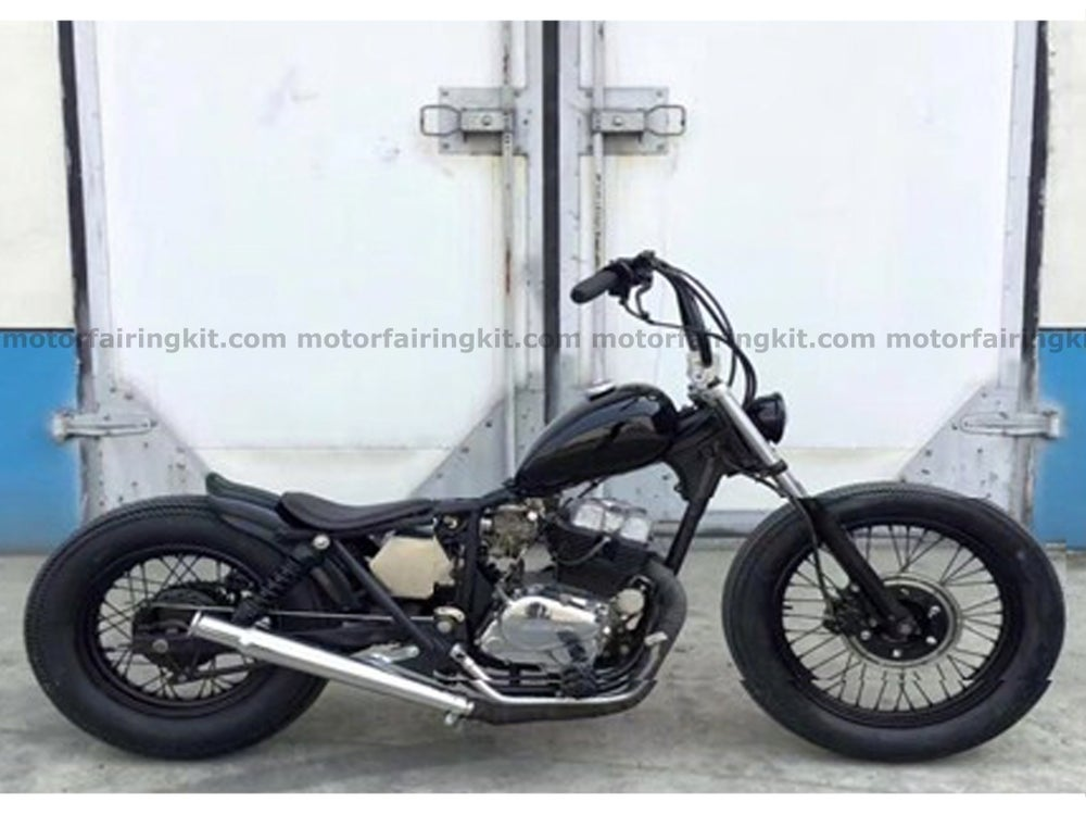 Image of Exhaust for new build cafe / Bobber