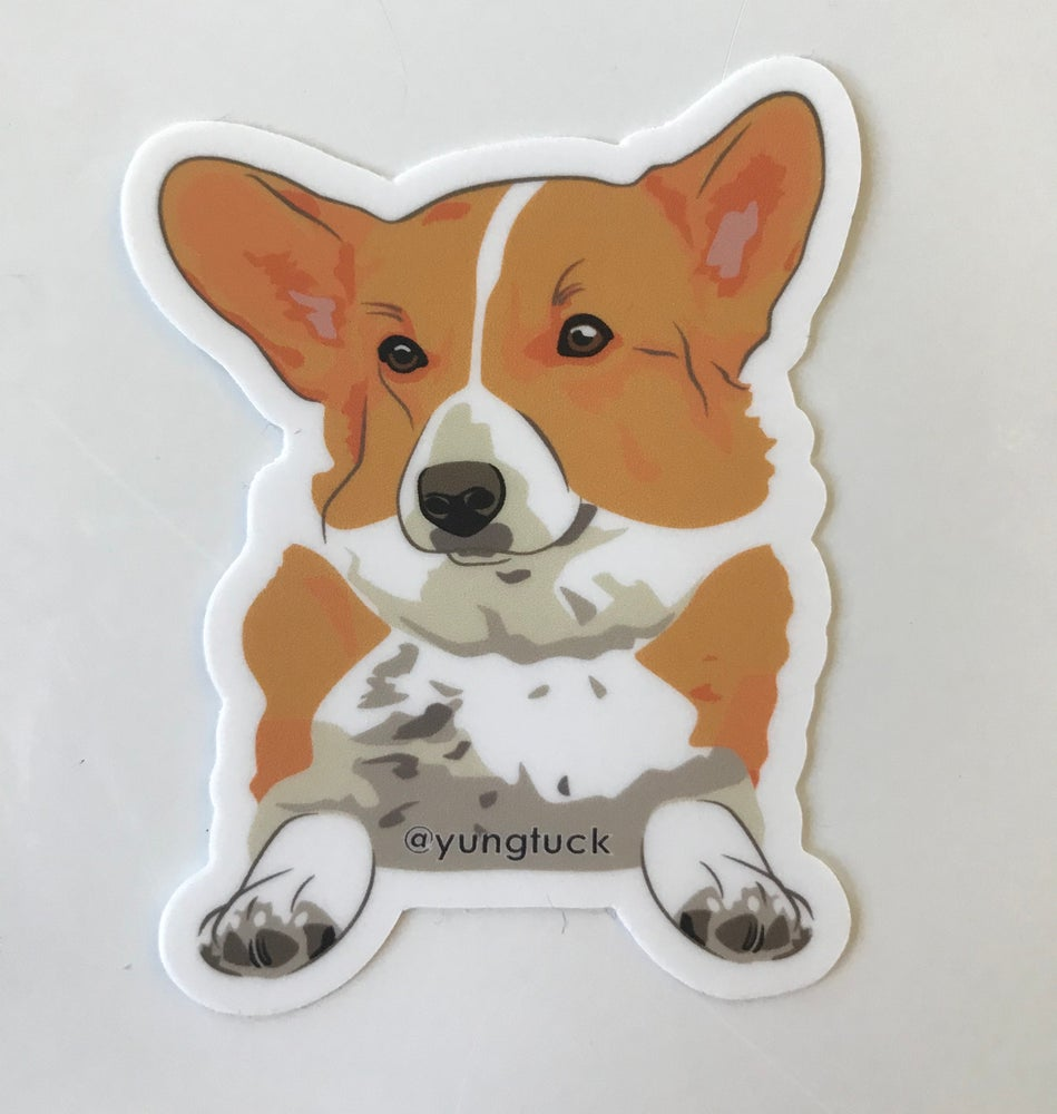 Image of Yung Tuck Sticker