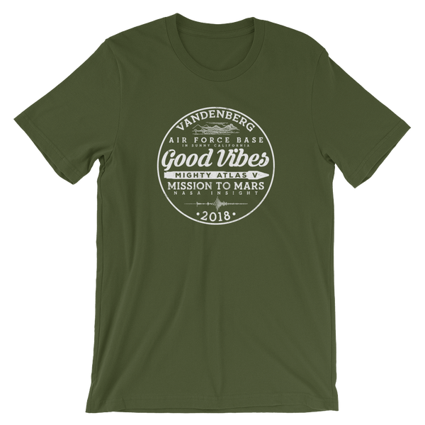 Image of InSight - Good Vibes (Mens)