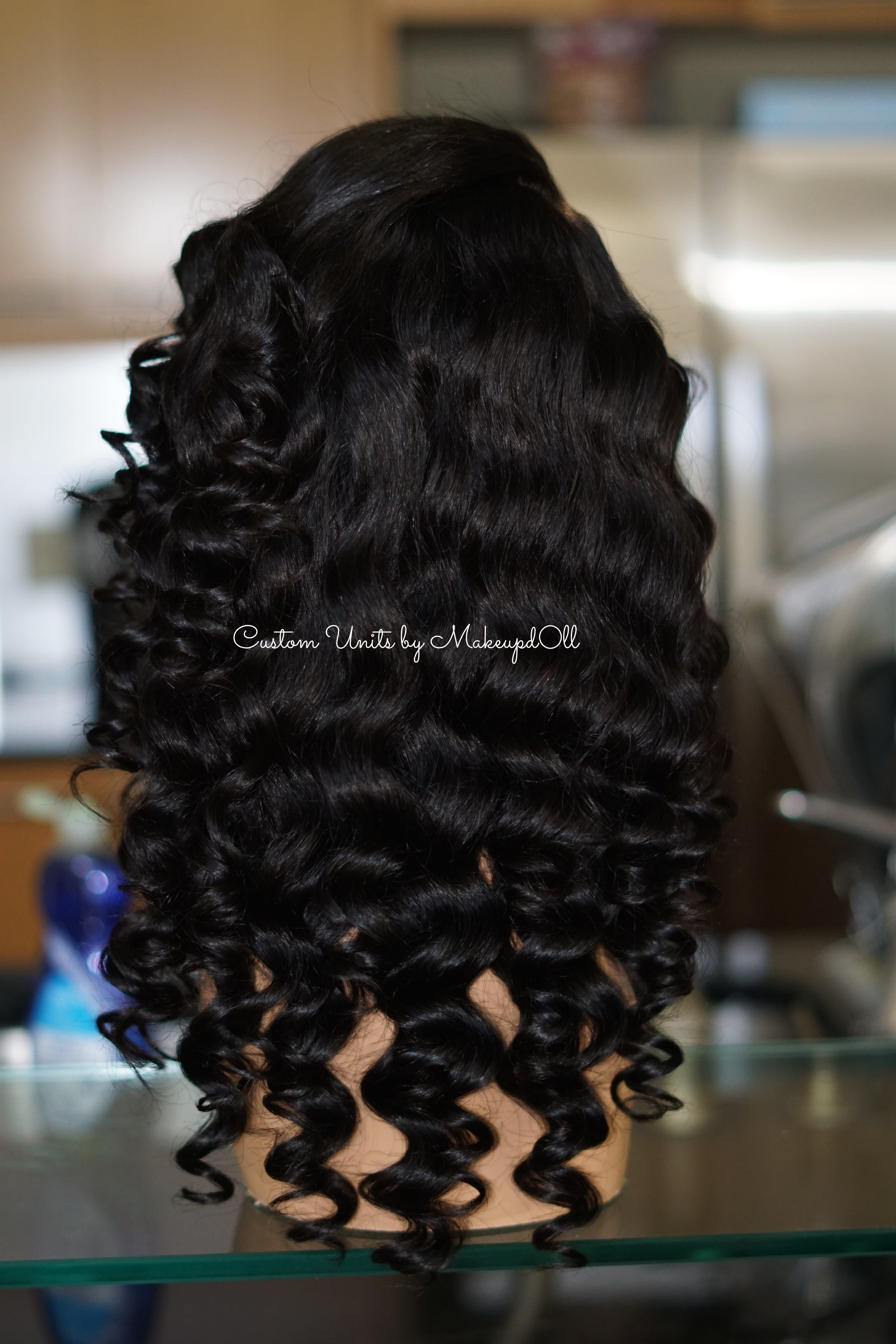 "Image of ASHLEY 16"" Glueless Full Lace Wig!"