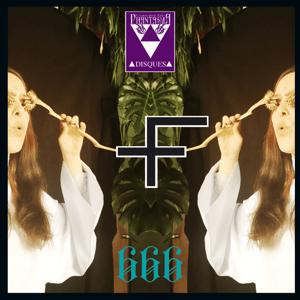 Image of MATER SUSPIRIA VISION - 666 CDR w/ Flipside Artwork + DIGITAL