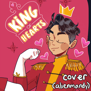 Image of King of Hearts Zine Only