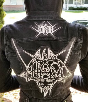 Image of VITRIOL Embroidered Patch