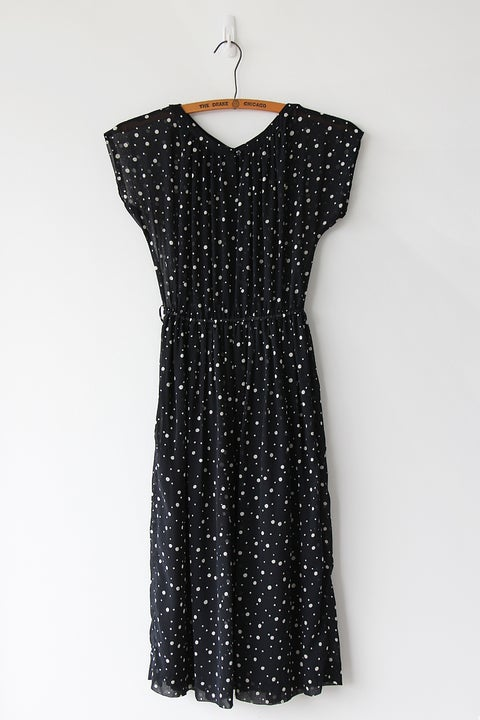 Image of SOLD The Night Sky Dress