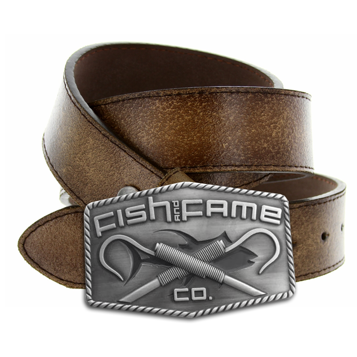 Image of ORIGINATOR GAFF® BELT (brown)
