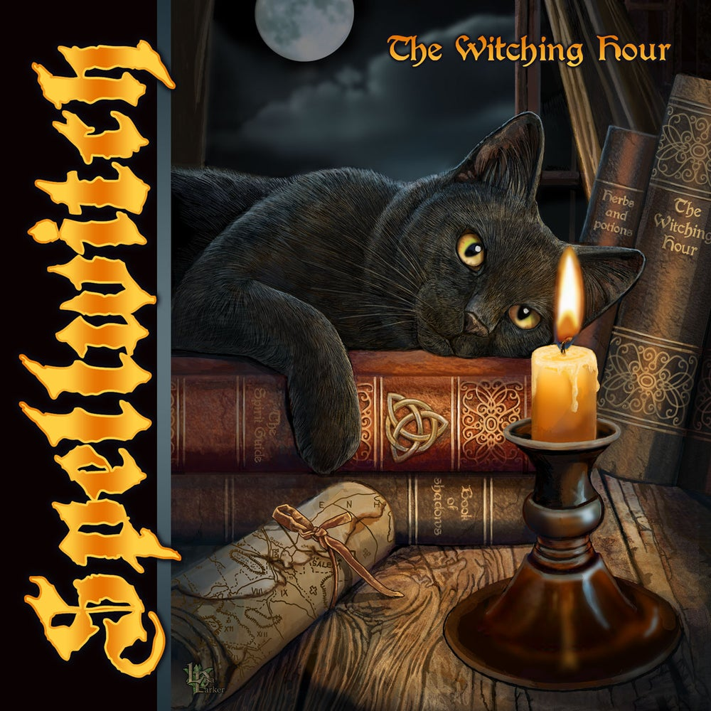 SPELLWITCH - The Witching Hour CD