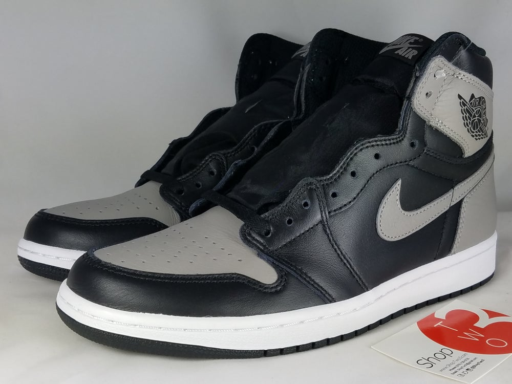 Image of Air Jordan Retro 1 Shadow