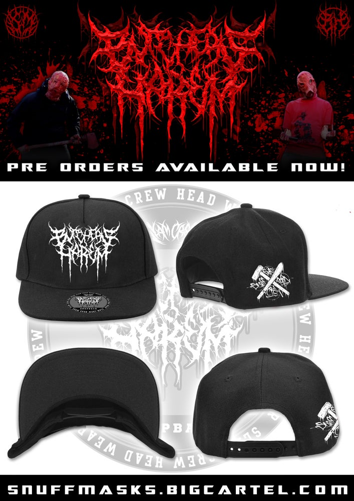 Image of BUTCHERS HAREM SNAPBACK