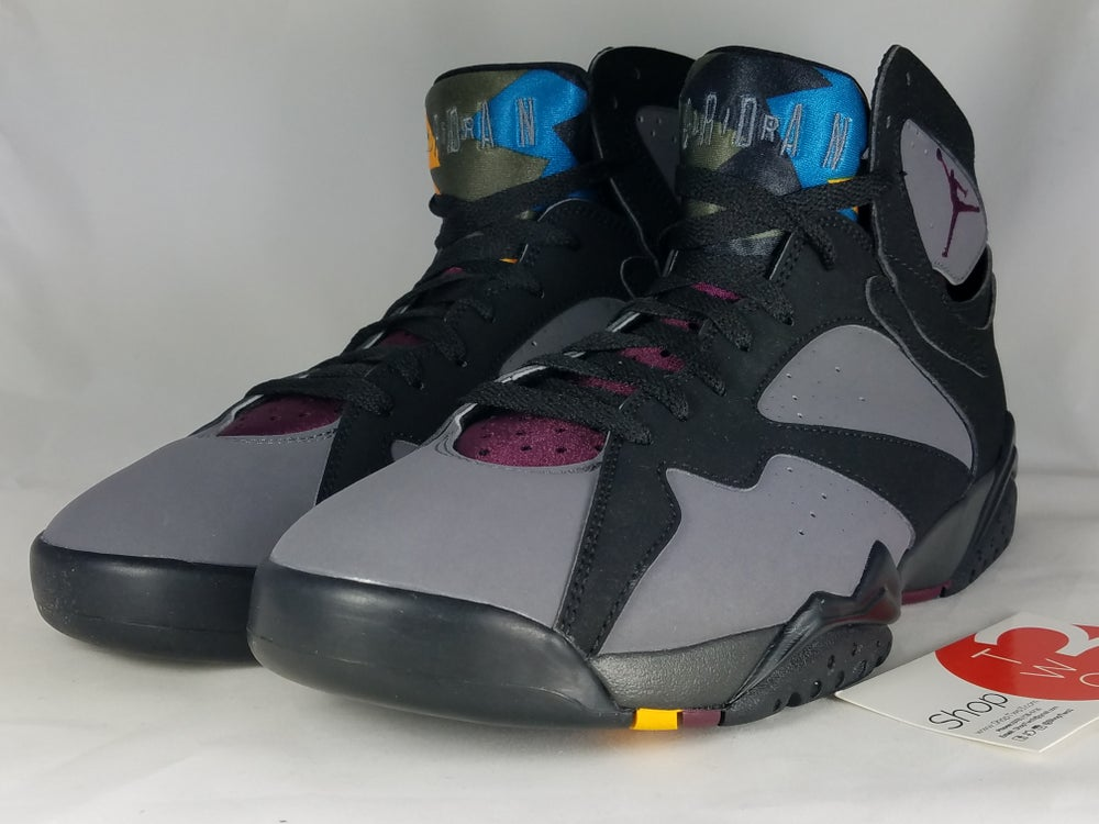 Image of Air Jordan Retro 7 Bordeaux