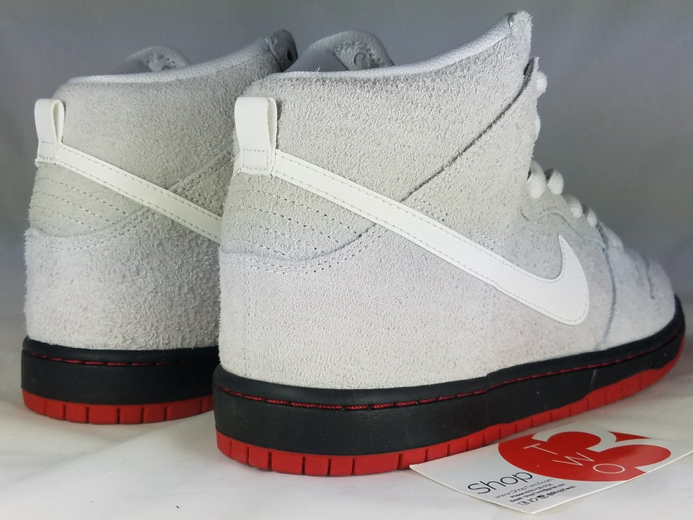 """Image of Nike SB Dunk High """"Wolf in Sheep Clothing"""""""