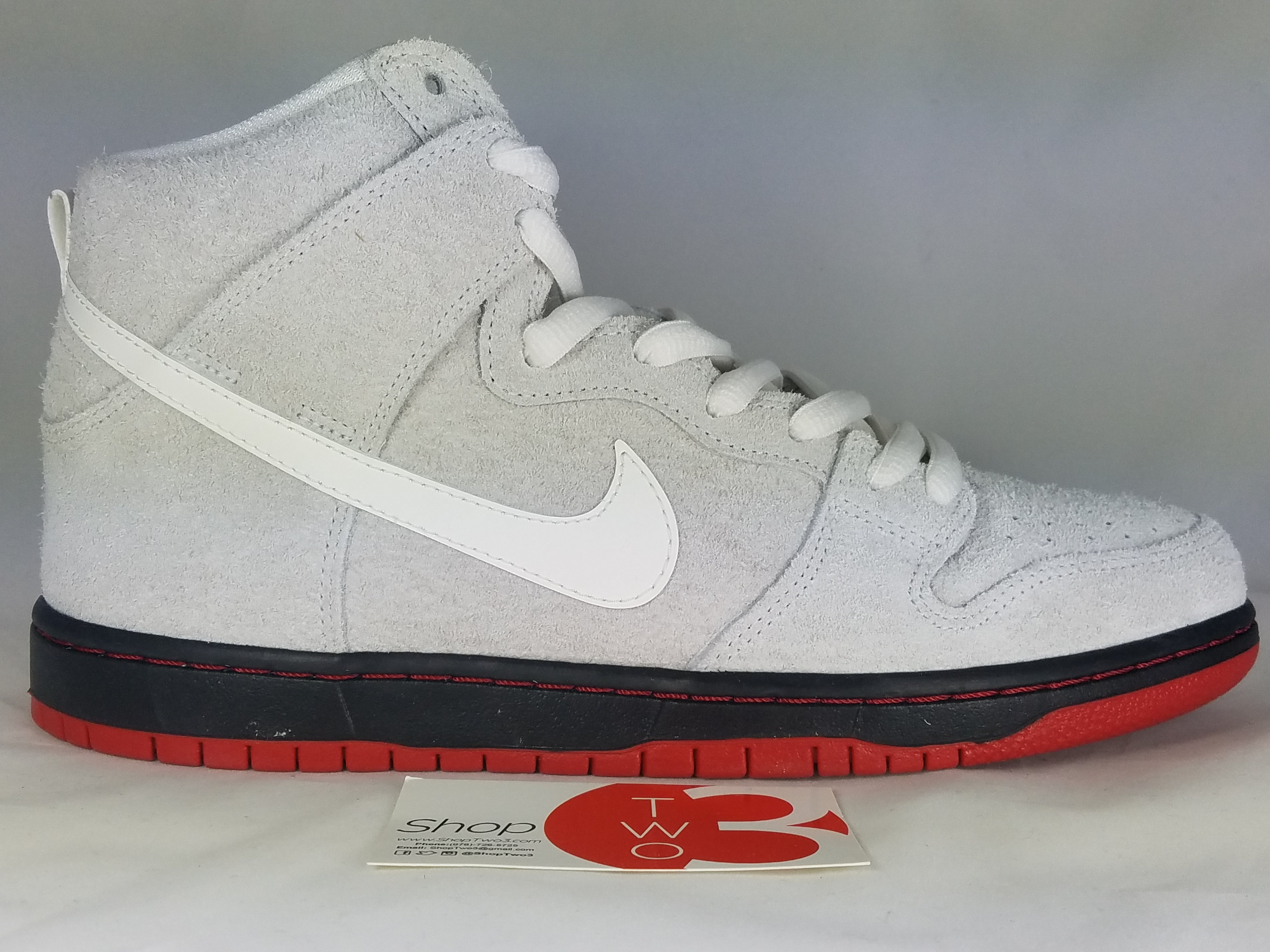 low priced b1981 be6f5 ... dark atomic teal wolf grey sneakernews e3e6d 377ab  canada image of nike  sb dunk high wolf in sheep clothing. 9.5 19ac9 41d0f