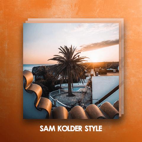 Image of Sam Kolder - Style Preset Pack