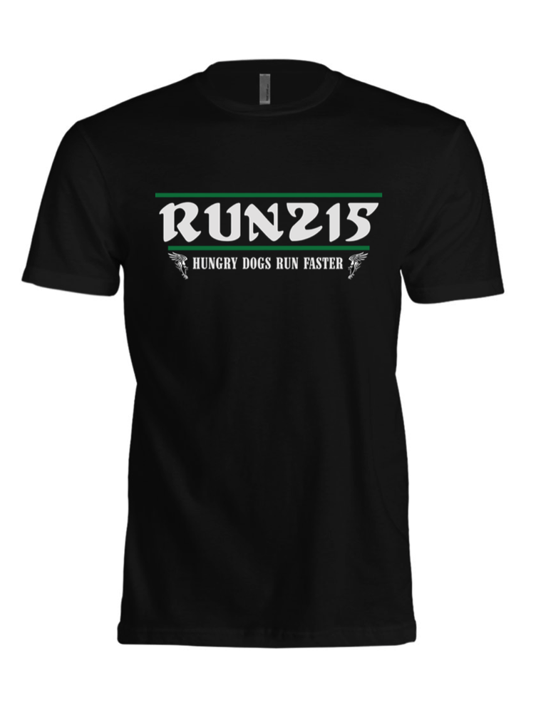 """Image of """"Hungry Dogs"""" Champions Tee (UNISEX BLACK)"""