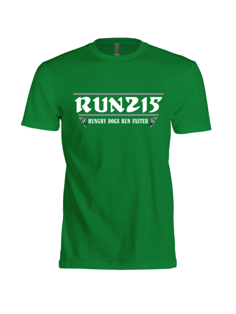 "Image of ""Hungry Dogs"" Champions Tee (KELLY GREEN UNISEX)"