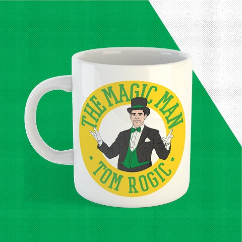 Image of The Magic Man Tom Rogic mug