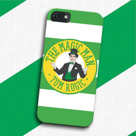 Image of The Magic Man Tom Rogic phone case