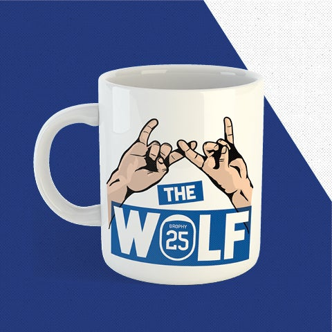 Image of The Wolf mug
