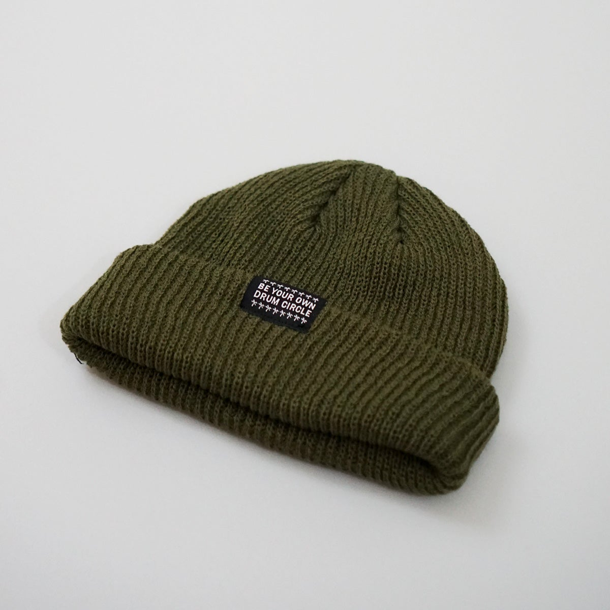 "Image of 8"" Beanie, Green"