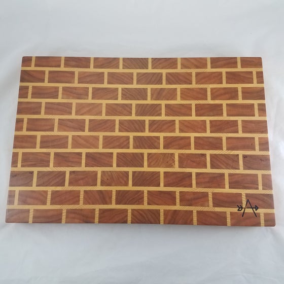 Image of End-Grain Cutting Board - BRICK (BEG001)