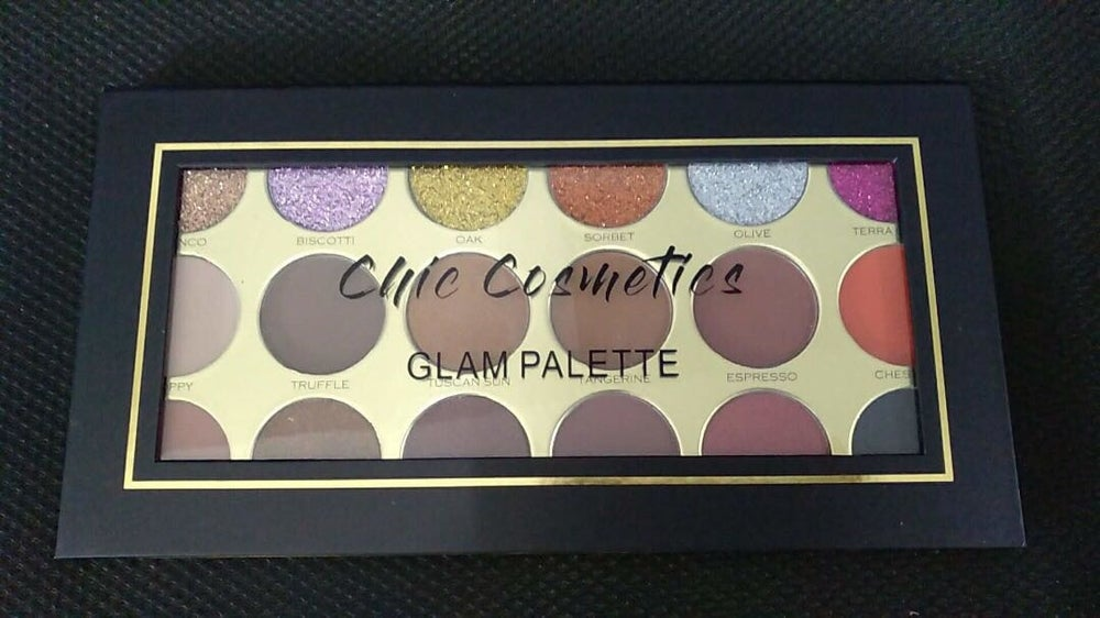 "Image of ""Glam"" Palette"