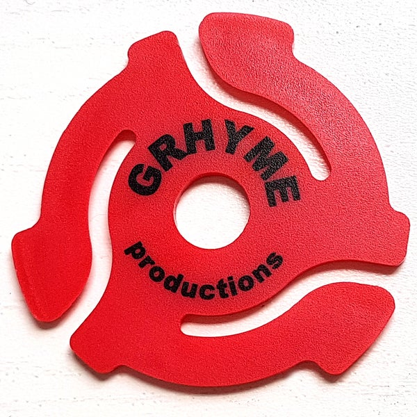 Image of GRHYME Productions 45 adapter