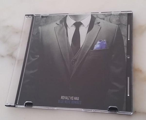 Image of Royalz Vs Hau - Blue Note Remixes CD