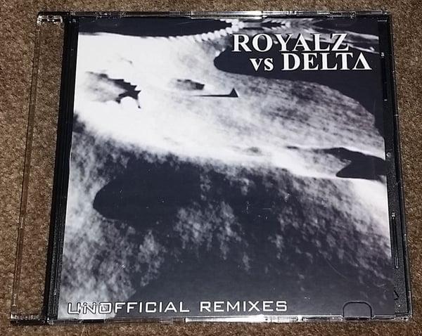 Image of Royalz Vs Delta (Unofficial Remixes) CD