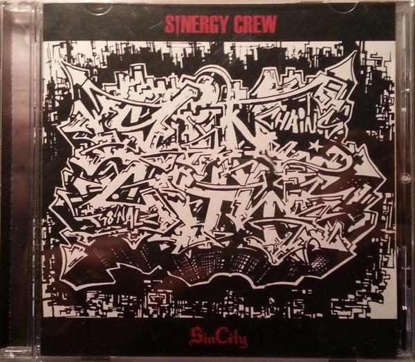 Image of Sinergy Crew - SiN City CD