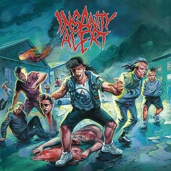 Image of Insanity Alert - S/T CD (Reissue 2018)
