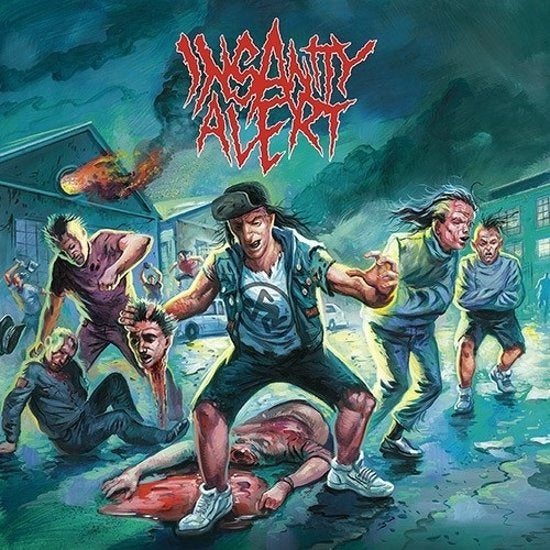 Image of Insanity Alert - S/T CD (Reissue 2018)