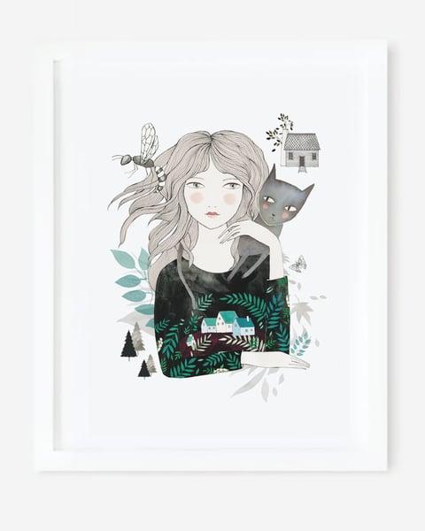Image of Print Uma