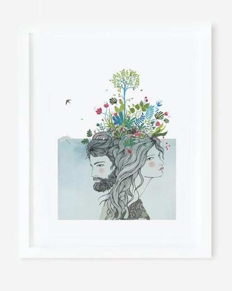 Image of Print Isla