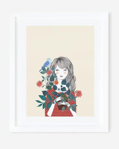Image of Print ESCONDITE I