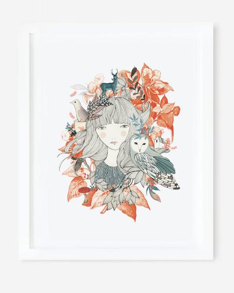 Image of Print LECHUZA