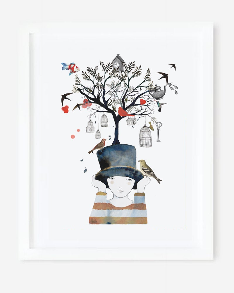 Image of Print SOMBRERERO
