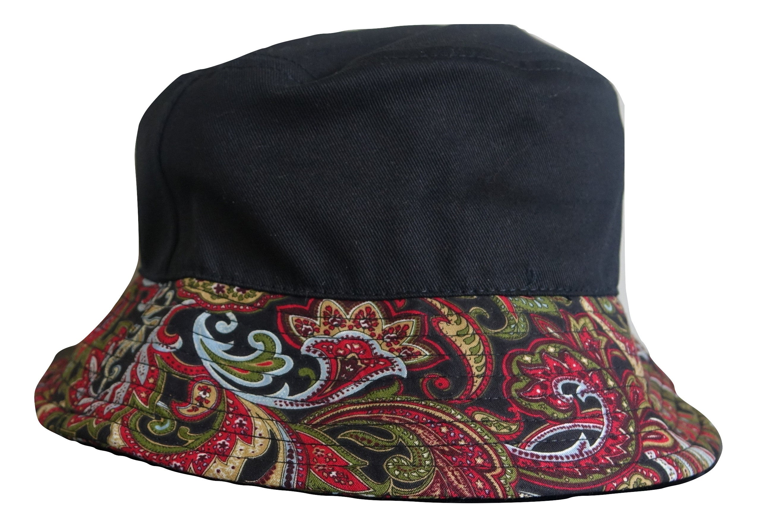 e3c0b5add4d Paisley bucket hat persuade clothing jpg 2000x1391 Paisley hat