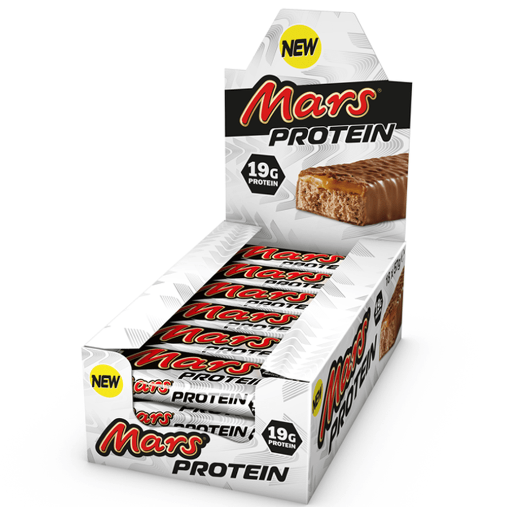 Image of Mars Protein Bars 18x57g