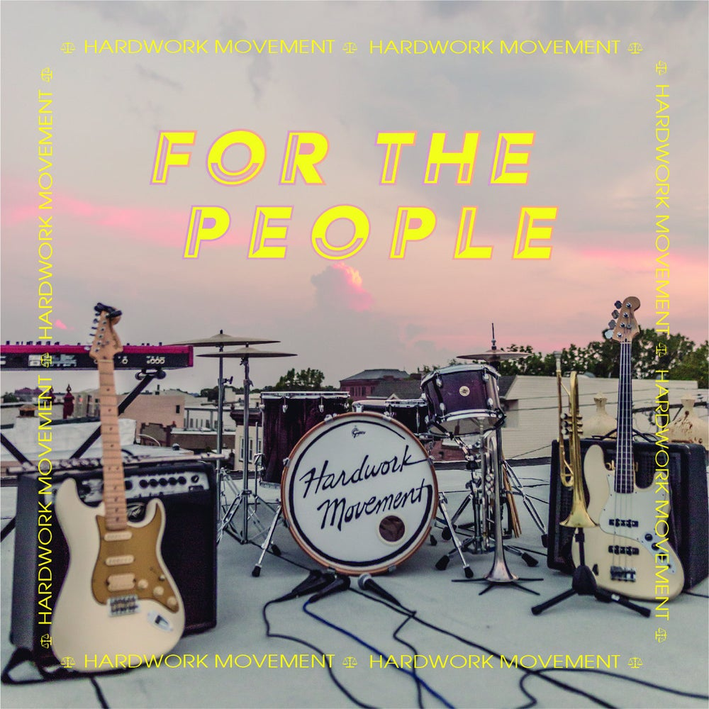 Image of FOR THE PEOPLE - CD