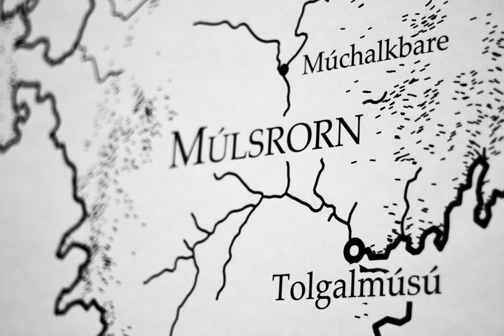 Image of Uncharted Atlas: Northern Archipelago of Lower Kopolbmishún