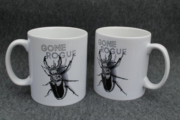 Image of MUG - Gone Rogue