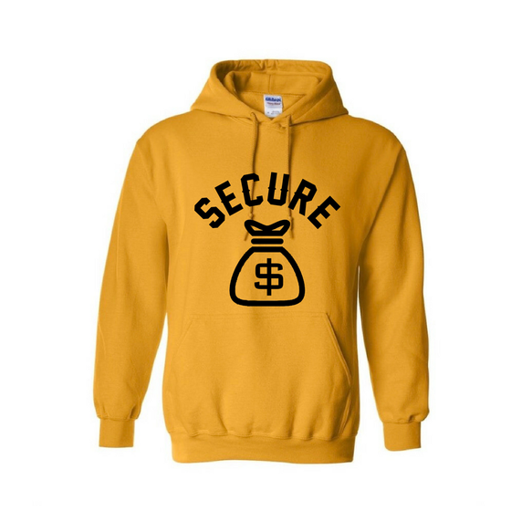 "Image of ""Secure the Bag"" hoodie"