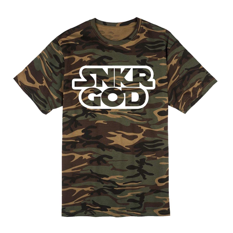 Image of SNKR GOD