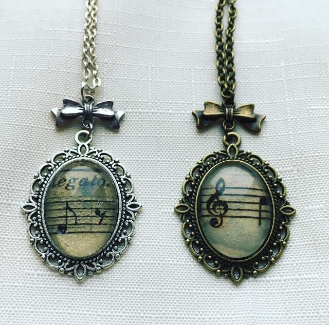 Image of Love Songs Necklace