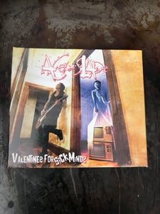Image of Acey Slade 'Valentines for Sick Minds' CD