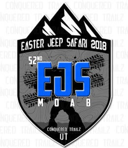 Image of Easter Jeep Safari 2018 - Event Badge
