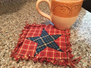 Image of Americana Trivet Set