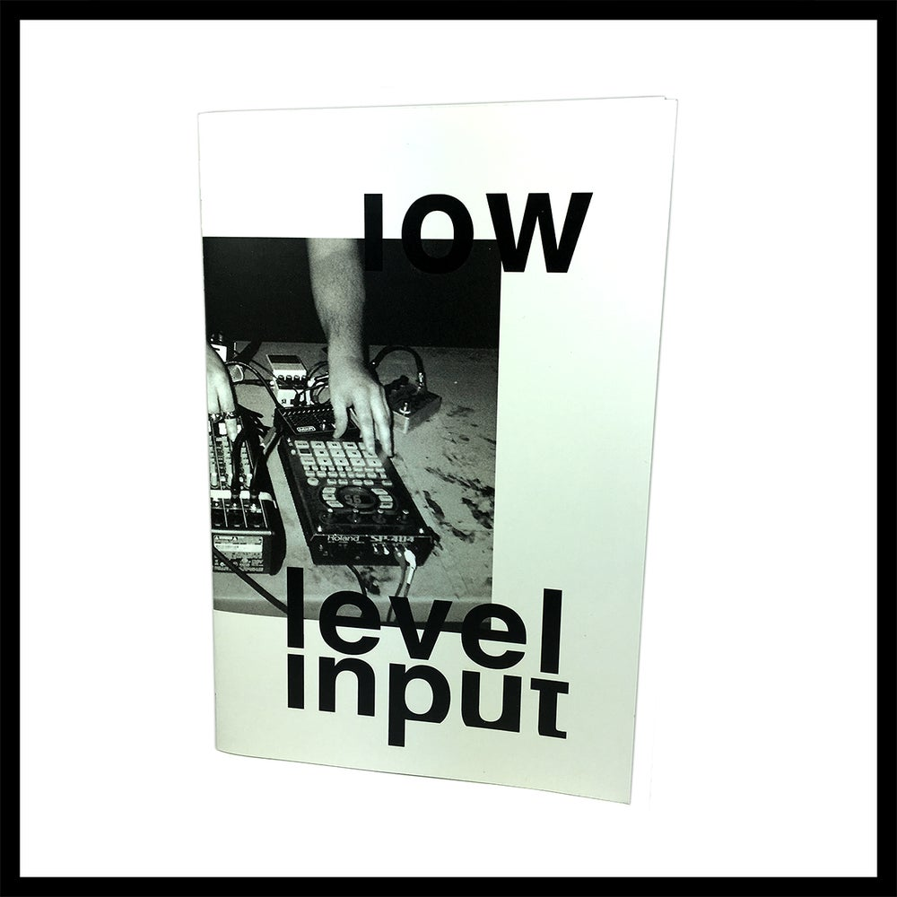 "Image of ""Low Level Input"" By Shea Hardacre"