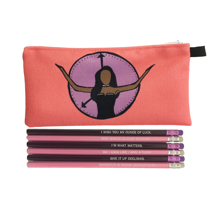 "Image of Tiffany ""New York"" Pollard Pencil Set"