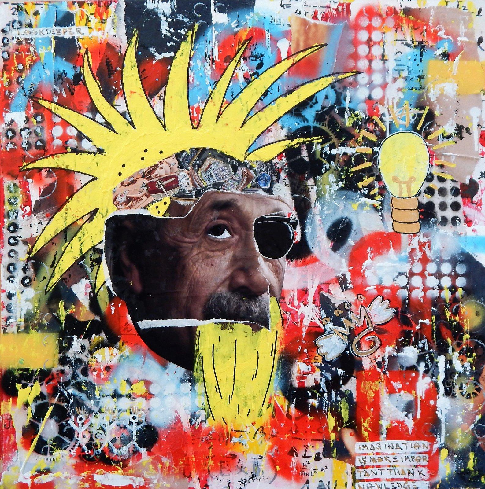 GBeebe Art — Think Punk