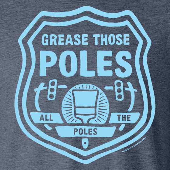 Image of Grease Those Nova Poles